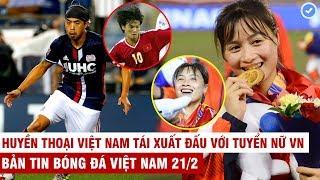 VN Sports 21/2 | CLB TP. HCM chi 23 tỷ mua Lee Nguyễn, Hoàng Loan lọt top cầu thủ xinh nhất Châu Á