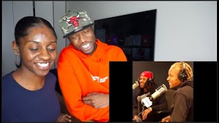 Lil Durk & King Von Funny Moments (Evil Twins) REACTION!
