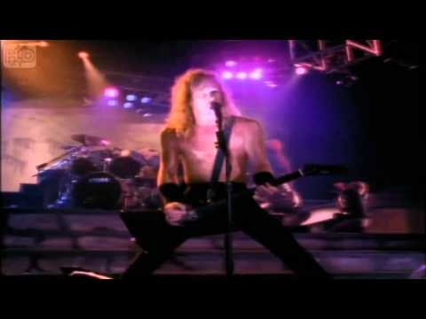 Metallica - Breadfan (Live, Seattle 1989) [HD]