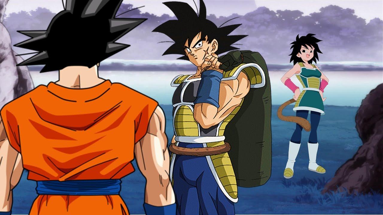 GOKU se reúne con BARDOCK Y GINE en DRAGON BALL SUPER 2 - PARTE 1 y 2