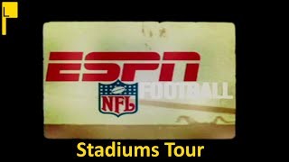 ESPN NFL Football |2K4| All Stadiums (4K60FPS)