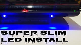 How To Install LEDs in a PS3 SuperSlim (2019)