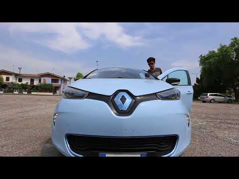 Renault ZOE R210: Passing by sound - Z.E. Voice