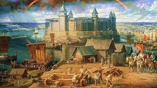 Образование Древнерусского государства (рассказывает историк Антон Горский)