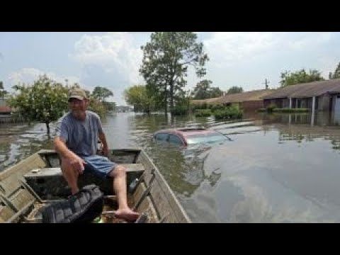 Harvey recovery efforts continue in Port Arthur, Texas