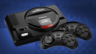 Sega Genesis Flashback Review