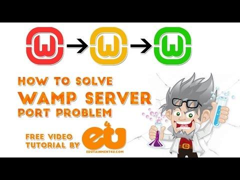 Wamp Server Local Host Not Working : Error 404  [SOLVED]