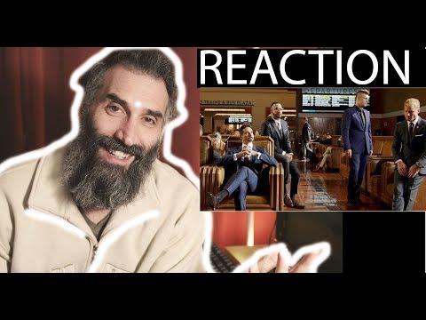 Backstreet Boys  Chances   reaction  Frank Valchiria