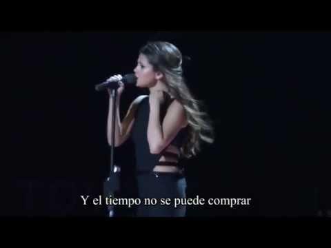 Selena Gomez - Love Will Remember (Live + Subtitulada Al Español)