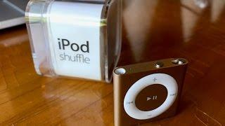 iPod Shuffle Unboxing 2016 (Español) ADIÓS iPOD :(