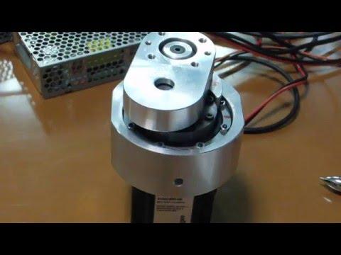 ロボット用のモータユニット Motor Unit for a Robot