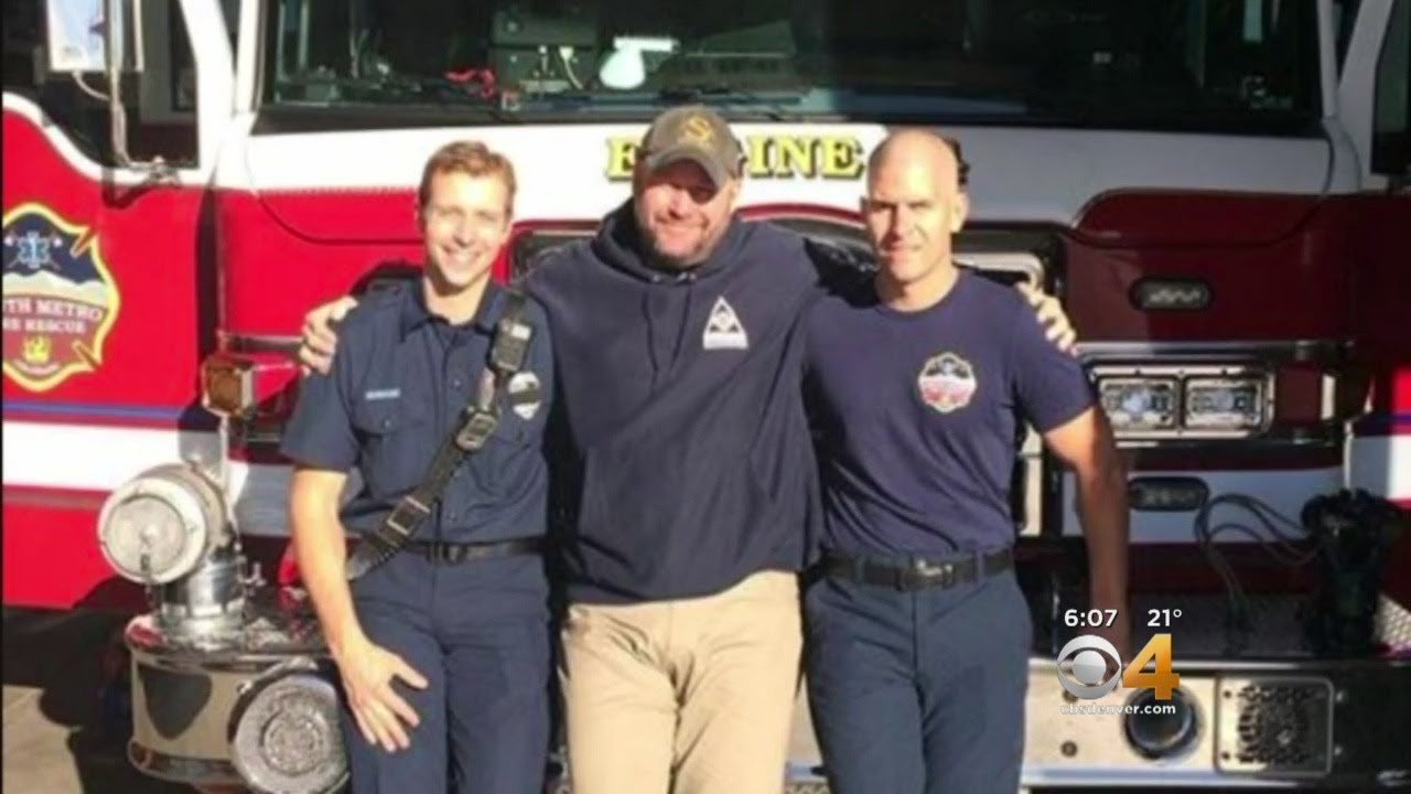 Firefighters Save Coworker; Remind Everyone To Learn Life-Saving Skills