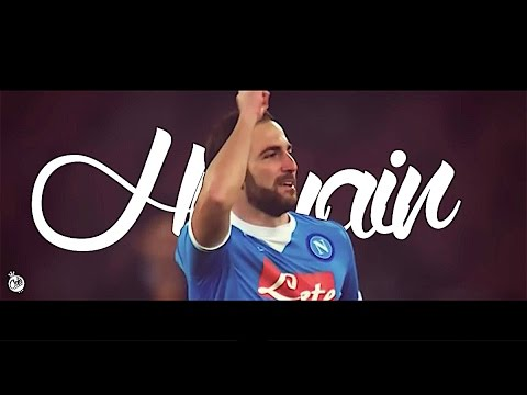 Gonzalo Higuain - Welcome to Juve?