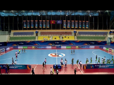 Vamos FC vs Disi Invest (AFC Futsal Club Championship 2017)