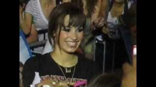 Vintage Demi Lovato NYC June 2008 Thumbnail