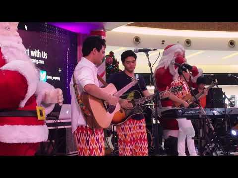 Written In The Stars - TheOvertunes (live Summarecon Mall Serpong 2018)