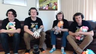 Australia Bronies React A Flurry of Emotions Season 7 Ep3 My Little Pony