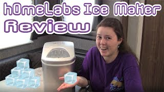 Product Review - hOmeLabs Portable Ice Maker