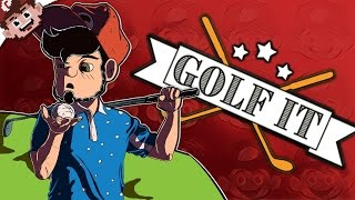 A NEW MINI GOLF Game! | Don't BOOP me Bro! (Golf It w/ Nanners, Chilled, Ze, and Smii7y)