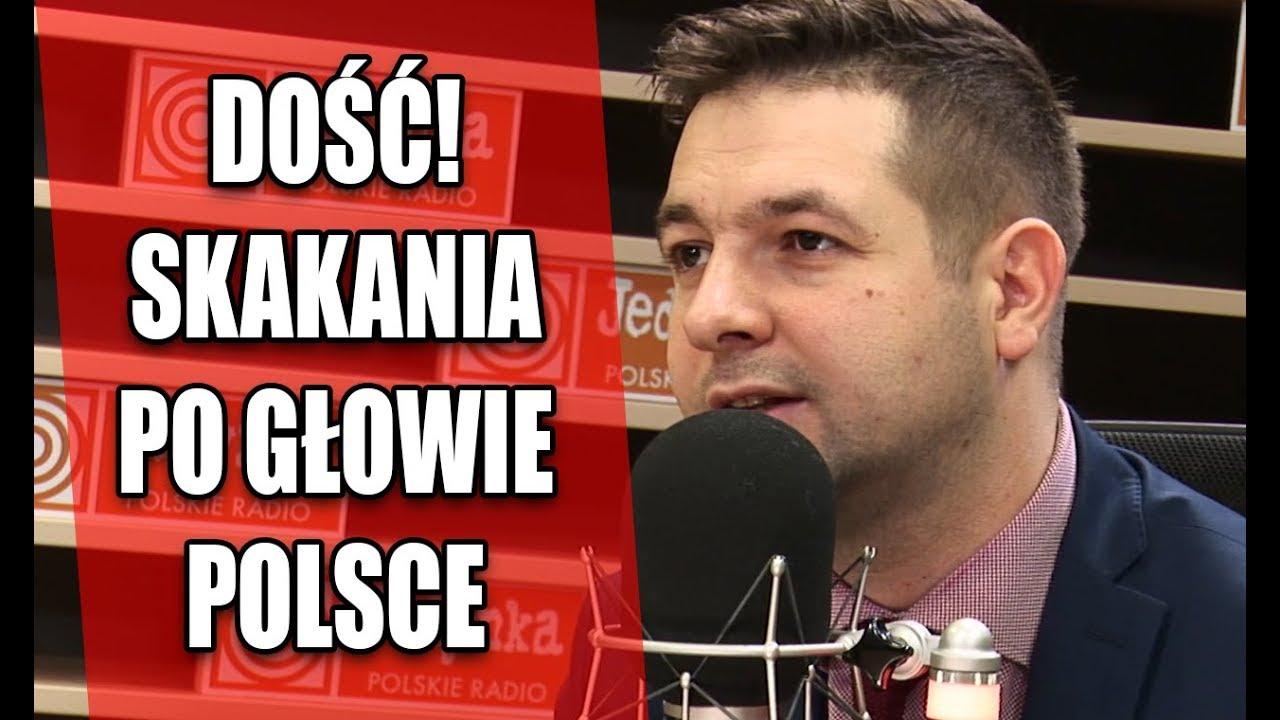 """MOCNE! Jaki: Polska była """"chłopcem do bicia!"""". Dziś mówimy: """"DOŚĆ!"""""""