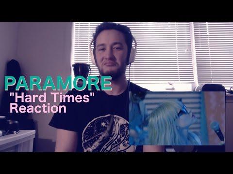 "Paramore ""Hard Times"" REACTION - KOZEN Reacts"