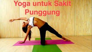 Download Video Yoga for Back Pain === Yoga Untuk Sakit Punggung MP3 3GP MP4