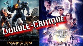 Oui ou Non ? Ready Player One & Pacific Rim Uprising - Double Critique ft. Ganesh2