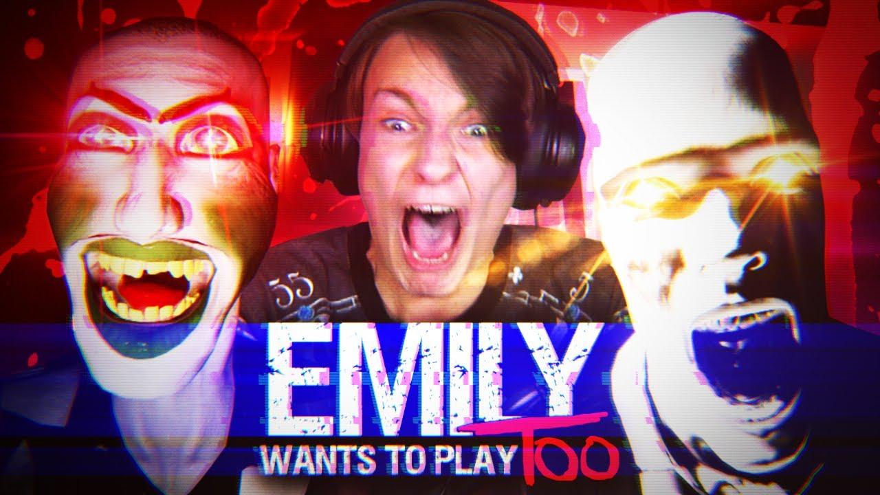 JUMPSCAREN SOM FÖRÄNDRADE MITT LIV... | Emily Wants to Play Too
