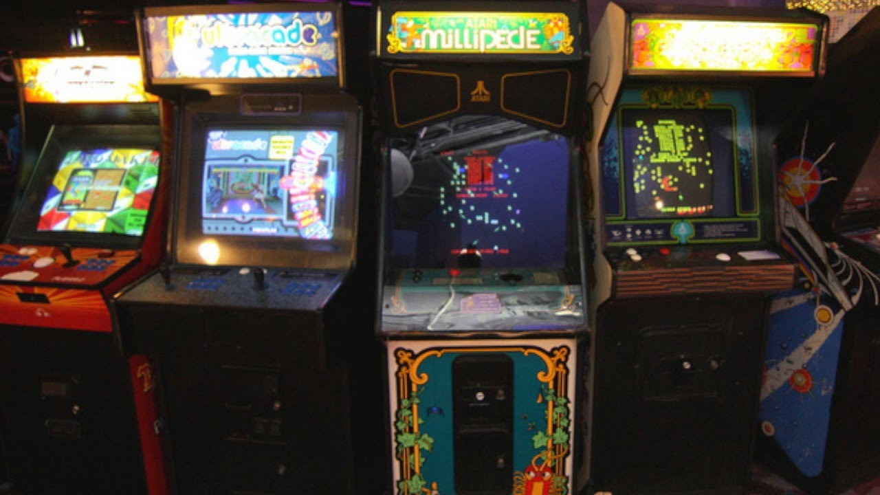images for games arcade