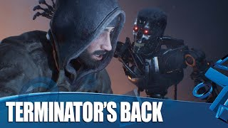 Terminator: Resistance - First PS4 Gameplay