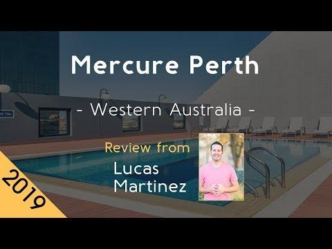 Mercure Perth 4⋆ Review 2019