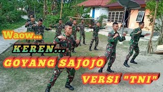 Download lagu GOYANG SAJOJO VERSI TNI,PERSIAPAN MENYAMBUT HUT TNI KE 74