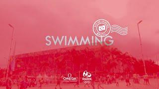OMEGA at Rio 2016 - Swimming timekeeping