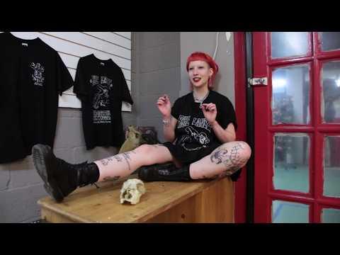 TTTism Talks to Liz Harris