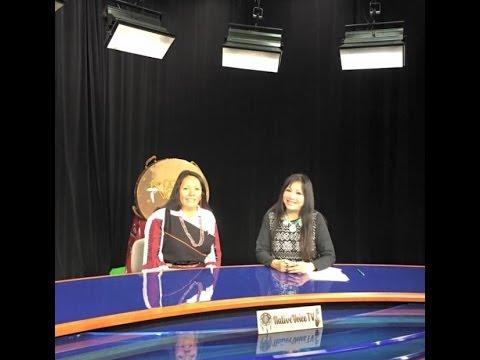 NVTV - Lorissa Garcia (Acoma Pueblo)