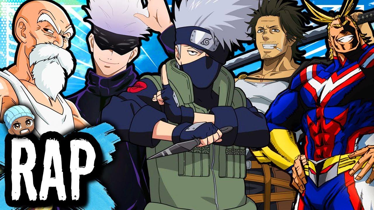 Download Anime Sensei Rap Cypher | GameboyJones ft None Like Joshua, Zach B,  FrivolousShara & More