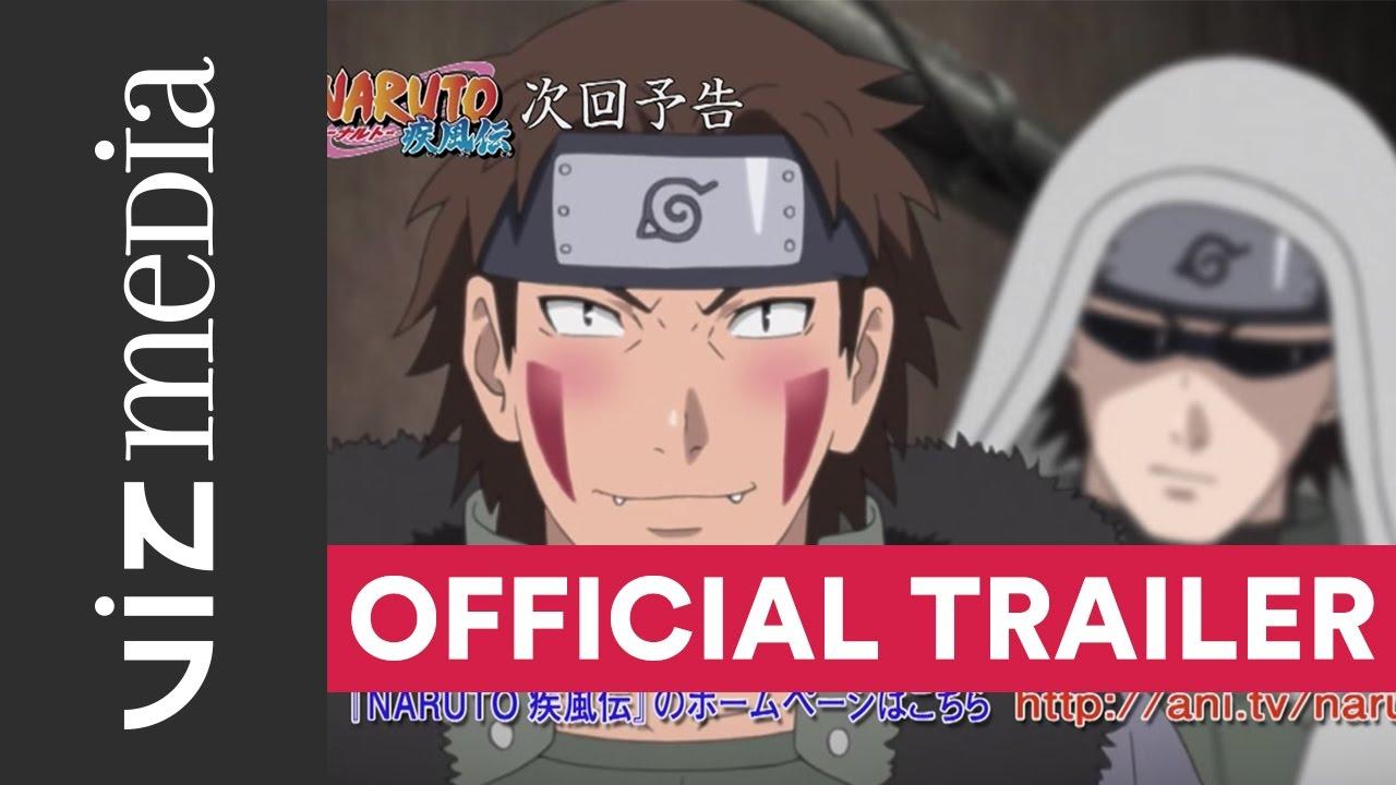 Official Naruto Shippuden Episode 498 Trailer