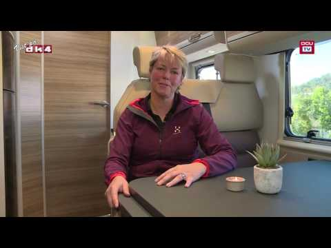 Tv: Campingnyhed - Adria Matrix 670 SL AXESS-autocamper (2017-model)