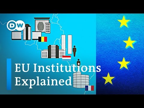 How does the EU work and why is it so complex?  DW News