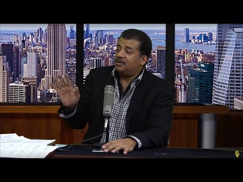 Full Interview: Neil deGrasse Tyson on The Anthony Cumia Show