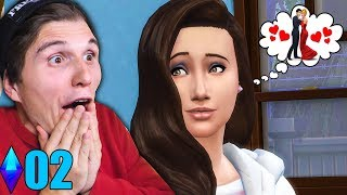 Ich habe meine TRAUMFRAU gefunden ☆ Sims 4