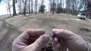 Metal Detecting: AT-PRO,5x8 coil-COPPA STOPPA.
