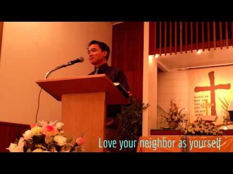 Fil-am UCC sunnyvale - Love your neighbor as your self
