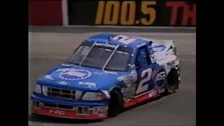 All NASCAR Crashes from Louisville 1997