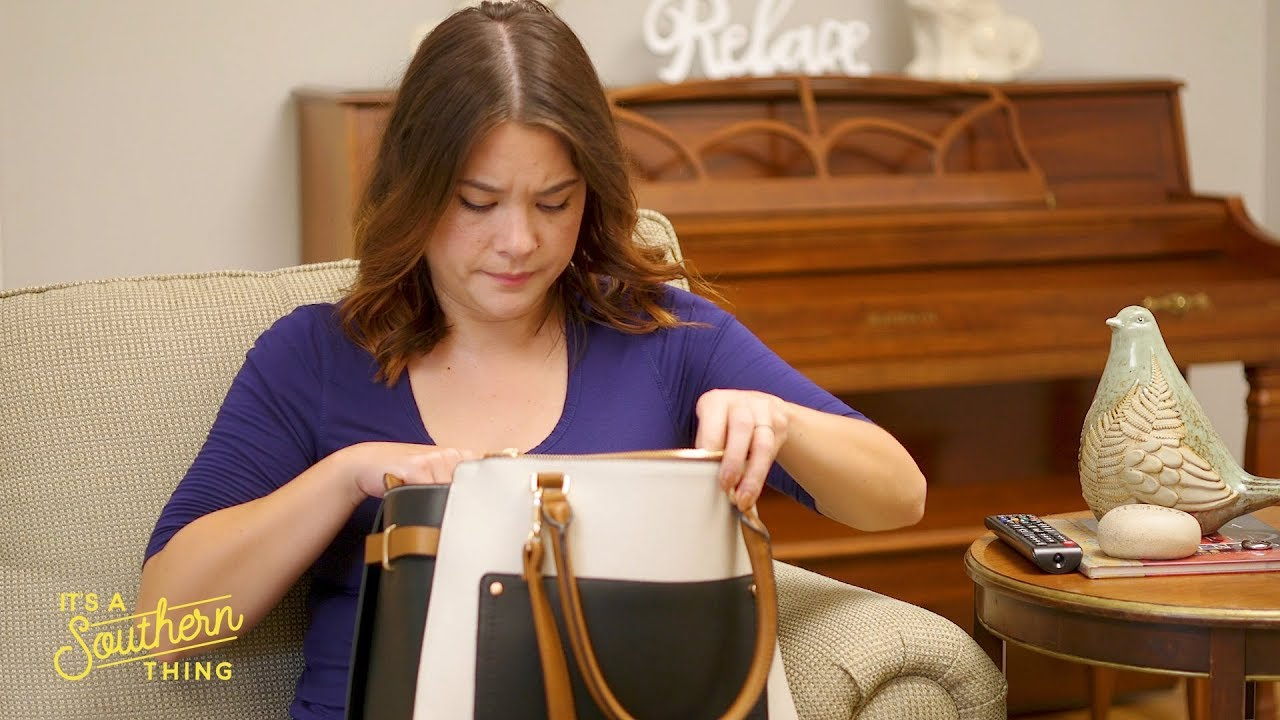Download A Woman's Purse is a Mysterious Thing
