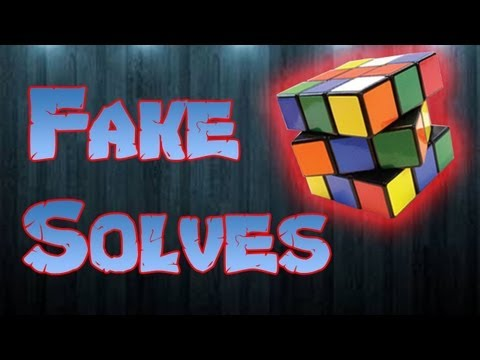 How to Setup and Execute Fake Solves