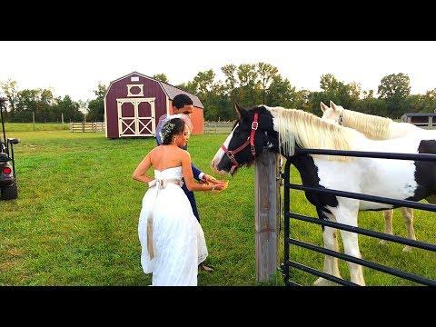 New Jersey Farm Wedding Kevin & Brooklyn