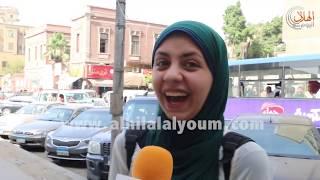 شاهد افظع اسئلة محرجة للبنات في مصر