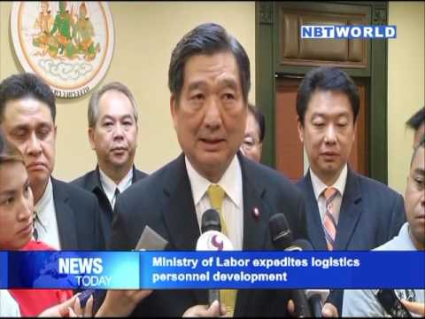 Ministry of Labor expedites logistics personnel