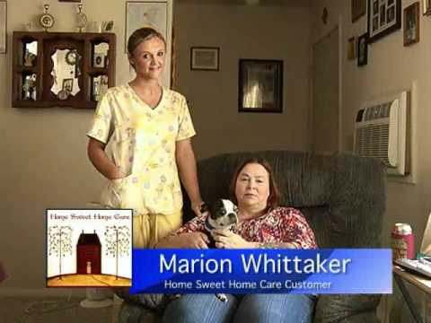 Home Sweet Home Care   Marion Whittaker